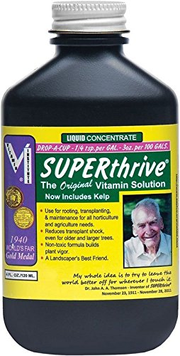 Superthrive VI30148 - Solución de vitaminas y hormonas para plantas, 120 ml