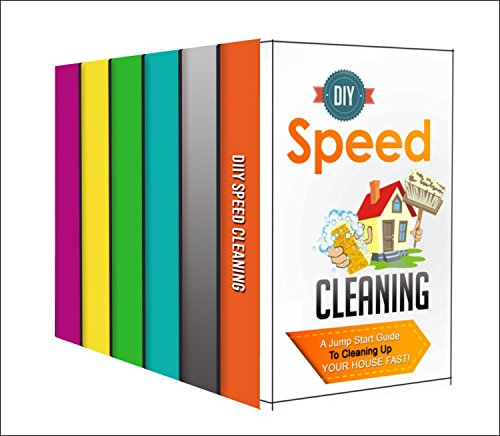 Household Cleaning: Discover And Learn These Amazing Cleaning And Organizing Techniques And Tips In DIY Guides
