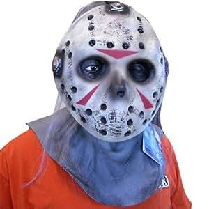 Deluxe Jason Overhead Mask Costume Accessory
