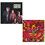 Fresh Cream - Disraeli Gears - Cream 2 CD Album Bundling