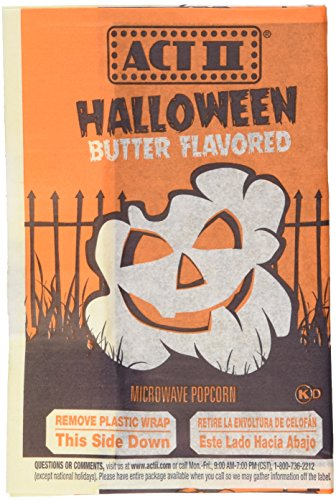 II Microwave Butter Popcorn treaters product image