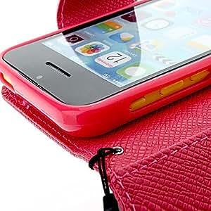 MOFY-Patr—n encantador Serie Koala estuche r'gido con paquete de 3 protectores de pantalla para iPhone 4/4S , E