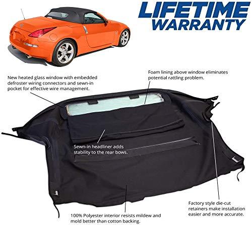 2007 350z convertible top - 2