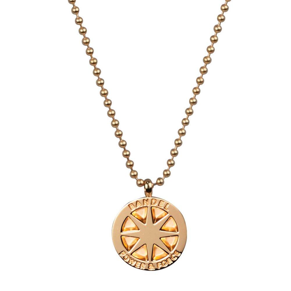 バンデル チタン ネックレス ラージ BANDEL titan necklace LARGE (ゴールド)