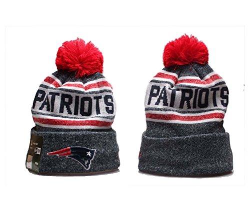 Team Knit Beanie (New Era New England Patriots NFL Sport Beanie Knit Skull Cap)
