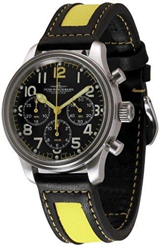 Zeno-Watch Mens Watch - NC Pilot Chronograph 2020 - 9559TH-3-a19