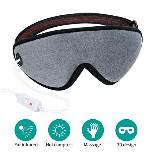 3D Heated Eye Mask