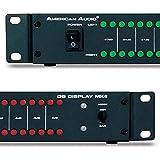 American Audio MKII DB Sound Volume LED Display