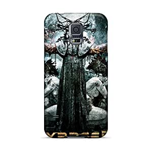 Excellent Hard Cell-phone Cases For Samsung Galaxy S5 With Custom Stylish Breaking Benjamin Pictures ColtonMorrill