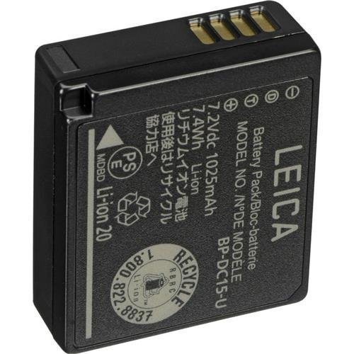 Leica BP-DC15 Lithium-ion Battery for Leica D-LUX (Typ 109) by Leica