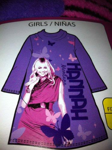 Hannah Montana Plush Blanket with Sleeves (Montana Blanket Hannah)