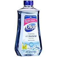 Deals on Dial Complete Antibacterial Foaming Soap Wash Refill 32 Fluid