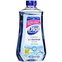 Dial Complete Antibacterial Foaming Hand Soap Refill Spring Water 32 Fluid Ounces