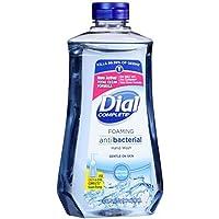 Dial Complete Antibacterial Foaming Hand Soap Refill 32 Fl Oz