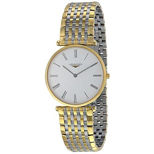 - LONGINES LA GRANDE CLASSIQUE L4.755.2.11.7 Watch 36mm Quartz L47552117