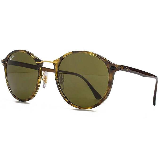 Ray-Ban Puente de metal redondas gafas de sol en la Habana ...