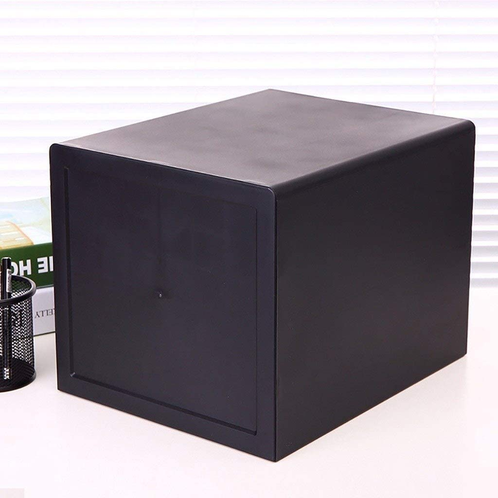 Size: 13.8in11in10.4in File Cabinets,5-Layers Office Desktop Drawer Cupboard Data Storage Box