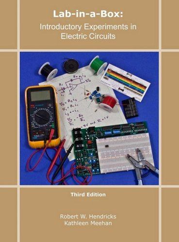 Lab-in-a-box: Introductory Experiments in Electric Circuits