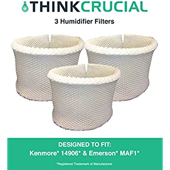 kenmore humidifier filters. 3 kenmore \u0026 emerson humidifier wick filters, fits ef1 14906 maf1, filters r