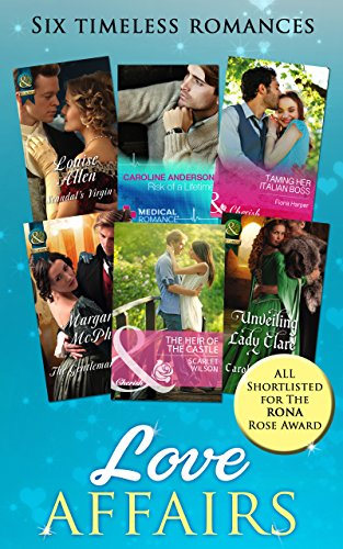 book cover of Love Affairs