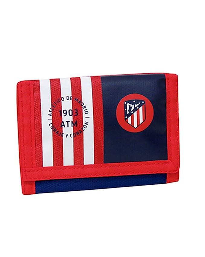 Atlético de Madrid 2018 BR-231-ATL Monedero, 13 cm, Multicolor ...