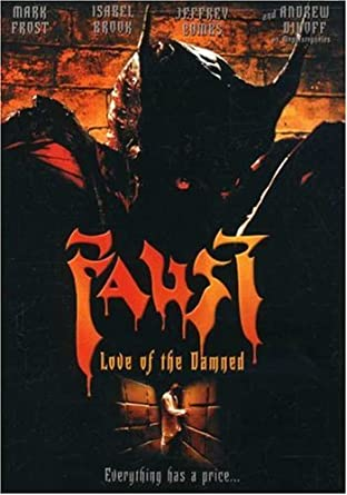 Image result for Faust Love Of The Damned 2001 D