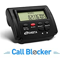 MCHEETA Call Blocker, 4000 Number Capacity Universal Premium Landline Phone Blocker, Block All Unsolicited Calls, Scam calls, Robo Calls, Nuisance Calls, One Touch Blocking All Telemarketing Calls