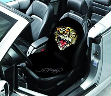 Ed Hardy 75734 Tiger Seat Cover