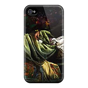 New Style Tpu 4/4s Protective Case Cover/ Iphone Case - Dead Fantasy