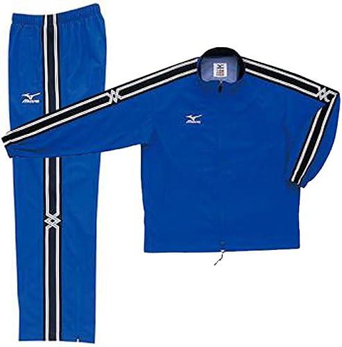ウインドブレーカーシャツ&パンツ 上下セット(ブルー/ブルー) A60WS830-22-A60WP830-22