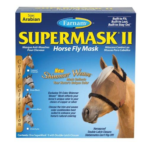 Farnam SuperMask Shimmer Control Horses