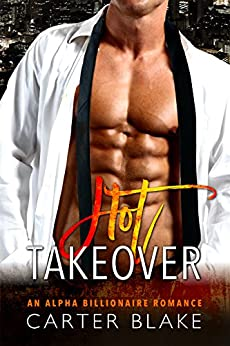 Hot Takeover Alpha Billionaire Romance ebook product image