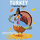 Turkey Coloring Pages is a coloring book of jumbo images for kids this thanksgiving. Thanksgiving is not complete without a turkey; and this coloring page pays tribute to the turkey! Let the kids unleash their creativity and color the images ...