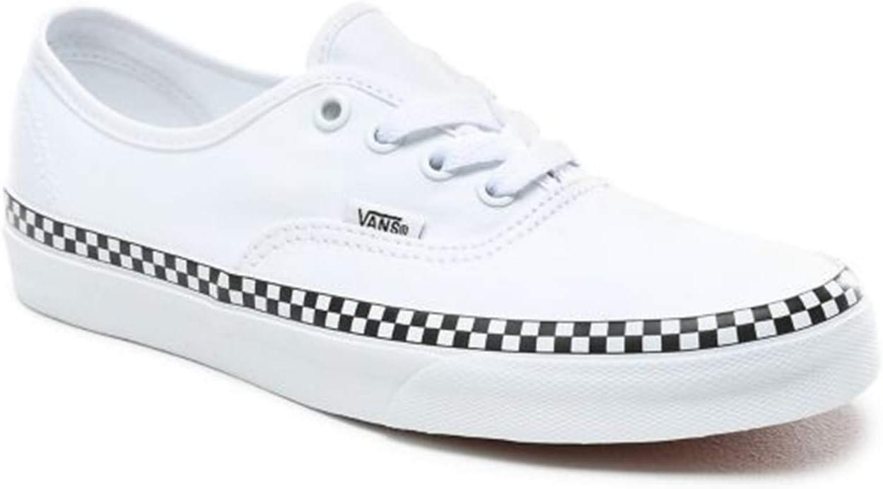 Vans Authentic Check Foxing True White VN0A38EMVJU1