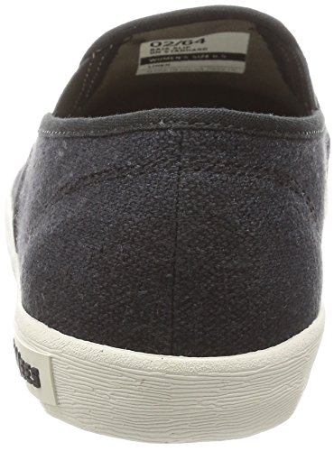 Black 5 Sneaker M Us Linen Women's Fashion Seavees Wash Vintage gxt1fw