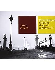 Oscar Peterson-Stephanie Grappelli Quartet: Jazz In Paris
