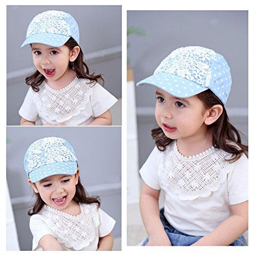 c3b97fe4f Gifts Treat Sombrero de gorra de beisbol para niñas Sombreros de sol para  niños Sombreros de