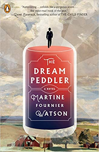 The Dream Peddler  A Novel  Martine Fournier Watson  9780143133179  Amazon. com  Books 4a2900550ed47