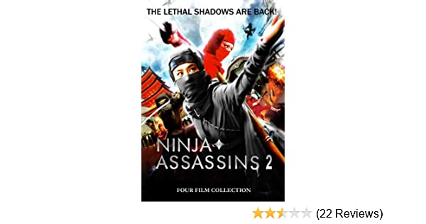 Amazon.com: Ninja Assasins 2: 4 Film Collection: Alexander ...