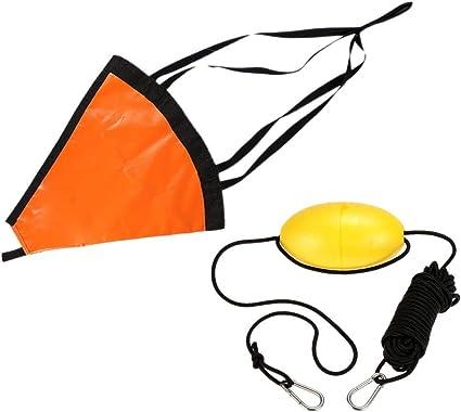 Kayak Drift Tow Rope New iuy PVC Boat Kayak Yacht Fishing Sea Anchor Drogue