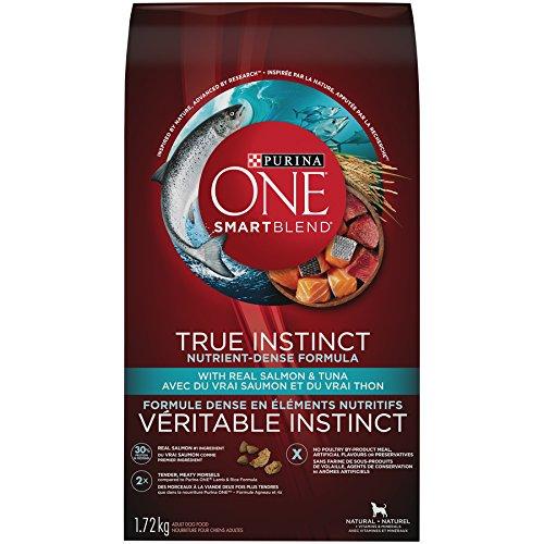 Cheap Purina ONE Smartblend True Instinct Formula – Real Salmon & Tuna – 3.8 lb