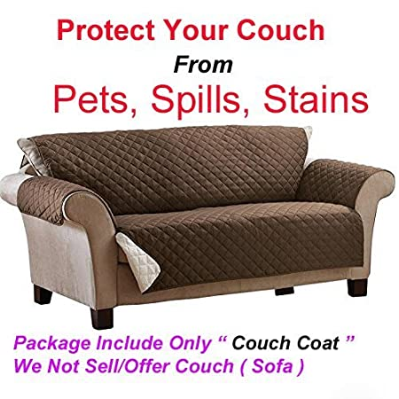 Gion Sofa Couch Cover Coat Washable Three Seater Sofa Cover Slipcovers for Dog Pets