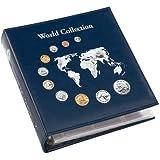 """Leuchtturm 324055 Álbum para monedas NUMIS, """"World Collection"""""""