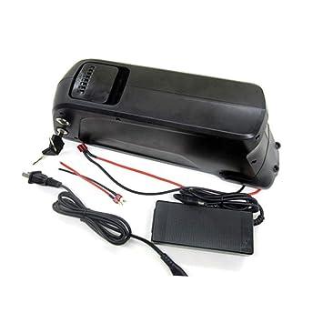 Sunbond Dolphin - Batería para Bicicleta eléctrica (48 V, 11 ...