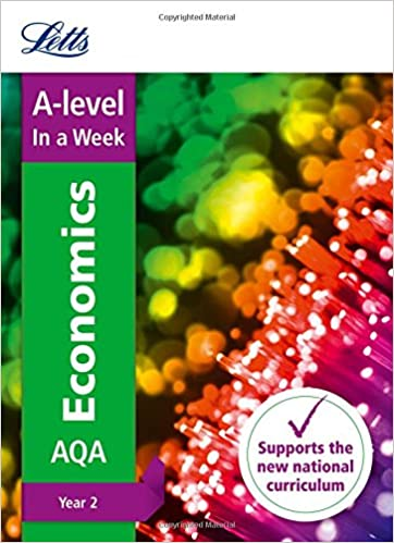 Letts A-level Revision Success - A-level Economics Year 2 In