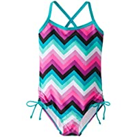 Kanu Surf Girls' Olivia One-Piece Swimsuit