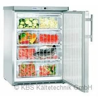 KBS/Congelador Liebherr GGU 1550 CHR - Empotrable.: Amazon.es ...