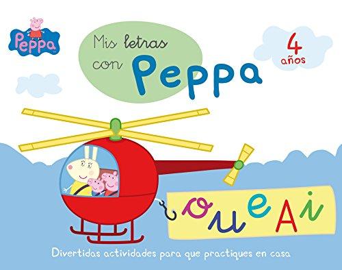 Download Peppa Pig : Mis letras con Peppa pdf