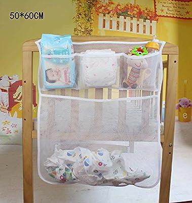 d261761b1 Dealglad® Multifunción bebé bolsa de almacenamiento para la ropa sucia  bolsa grande para colgar organizador de bolsa de almacenamiento bebé Bolsa  de noche