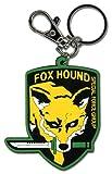 Metal Gear Solid: Fox Hound Emblem Key Chain